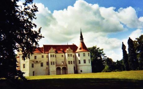 das Schloss in Fürstlich Drehna