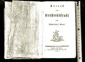Kant, Kritik der Urteilskraft