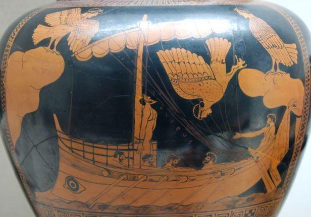 Odysseus und die Sirenen
