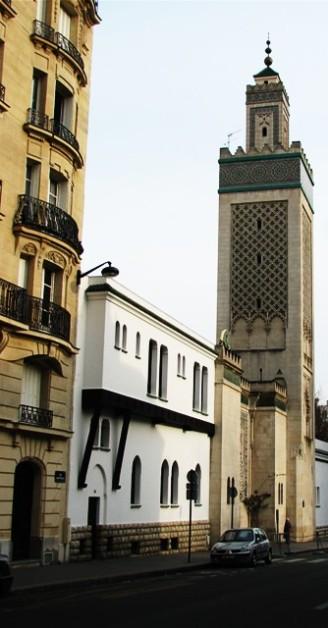 Paris, Große Moschee