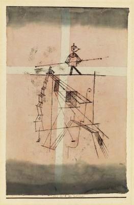 Paul Klee, Der Seiltanzer