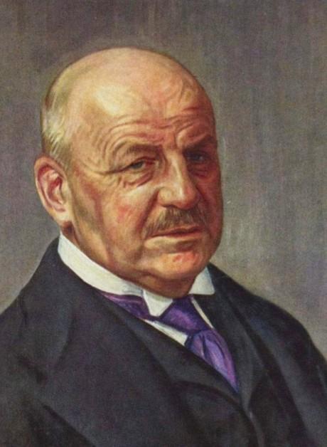 Alfred Lichtwark, von Leopold Kalckreuth