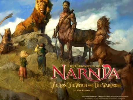 C. S. Lewis , Narnia